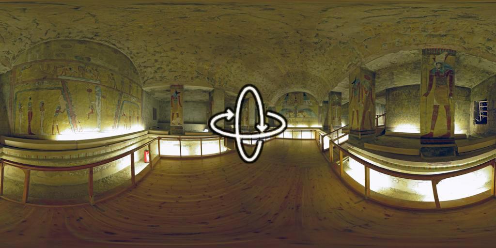 Tomb of Taousert – KV 14