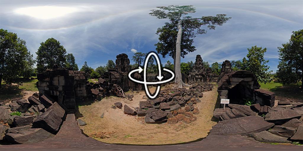 Banteay Prei in Angkor