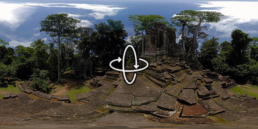 Preah Palilay in Angkor
