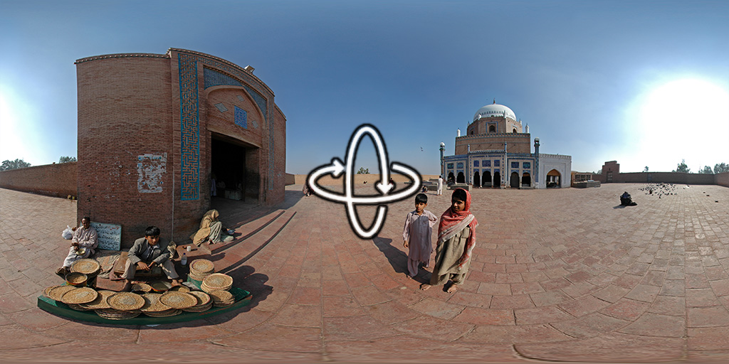 Monuments of Multan