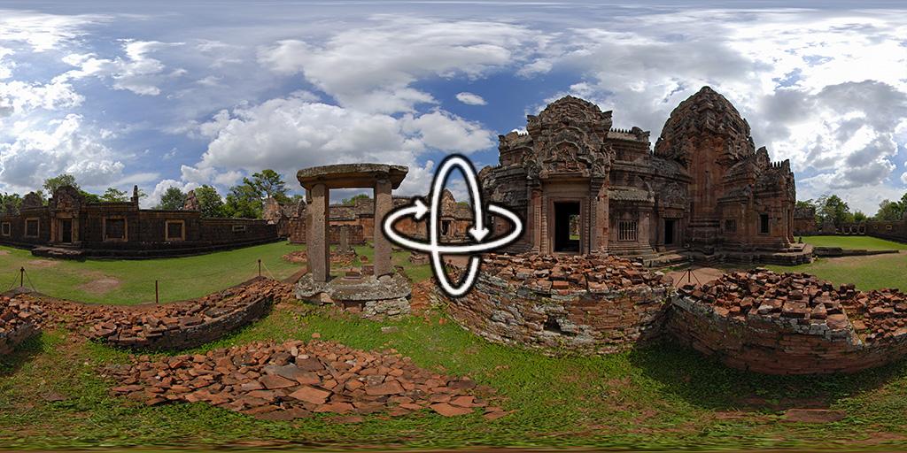 Prasat Hin Phanom Rung off Angkor