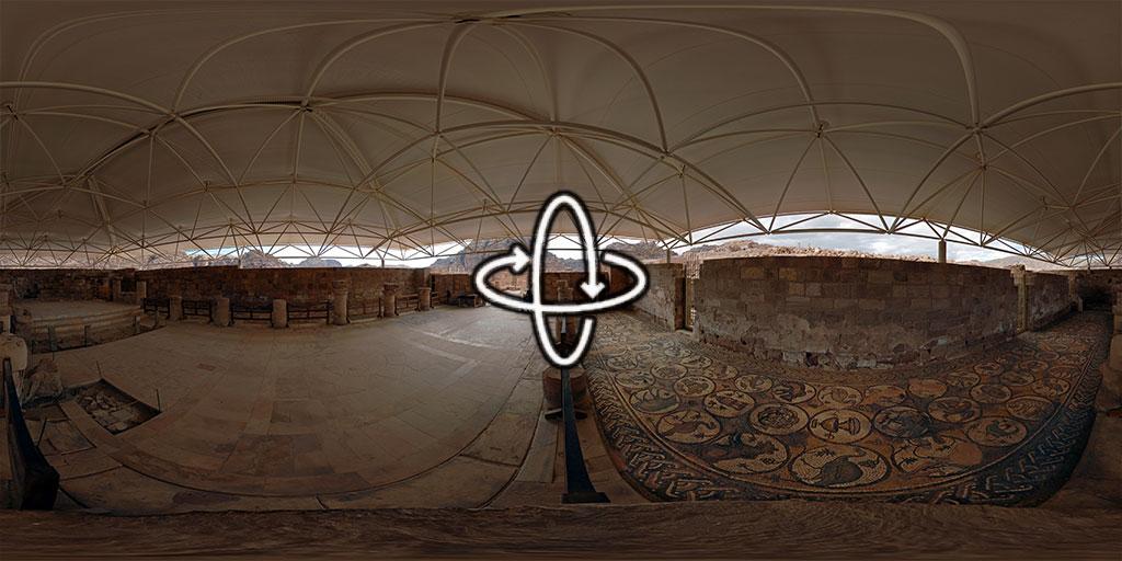 Byzantine Church in Petra